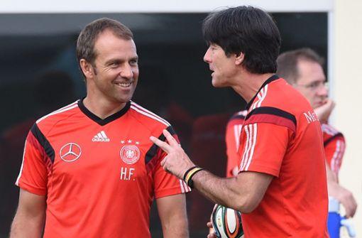 Hansi Flick wird Kovac-Assistent beim FC Bayern