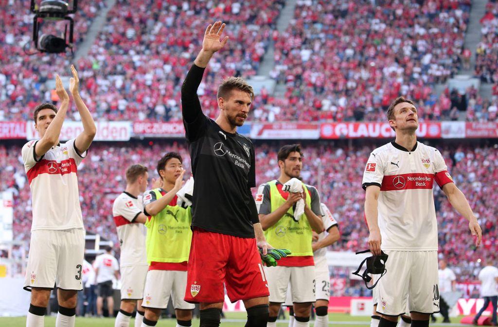 Der VfB Stuttgart hat mit 3:5 beim Halleschen FC verloren (Archivbild). Foto: Pressefoto Baumann