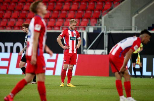 Werder sichert sich mit 2:2 in Heidenheim Bundesliga-Verbleib