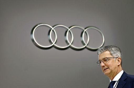 Vom Audi-Chefsessel  in die U-Haft