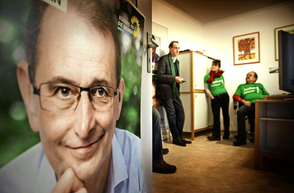 Die Grünen waren die Gewinner der jüngsten Landtagswahl. Beim Urnengang im nächsten Jahr allerdings werden sie ohne Willi Halder auskommen müssen. Foto: Gottfried Stoppel