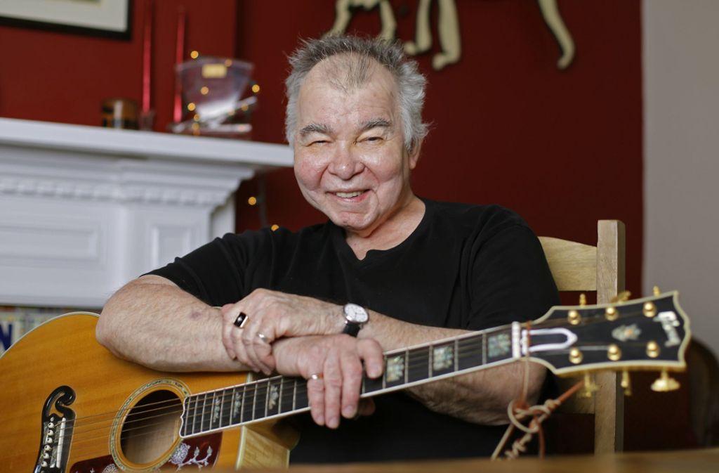 Bereits zu Lebzeiten war er eine Legende: Countrymusiker John Prine Foto: dpa/Mark Humphrey
