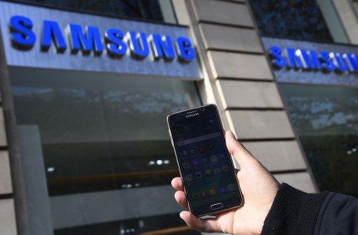 Warum Samsung das Smartphone vom Markt nimmt