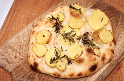Unschlagbar gute Kartoffelpizza