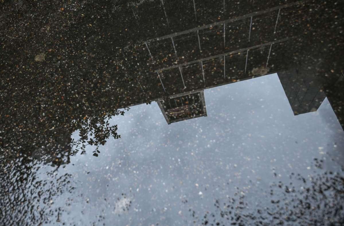 Es wird eher nass am Wochenende in Stuttgart und Baden-Württemberg. Foto: Leif Piechowski