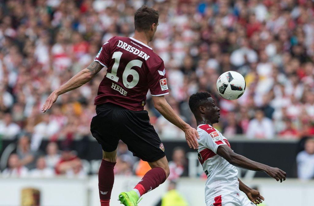 Dynamo Dresden Gegen Vfb Stuttgart