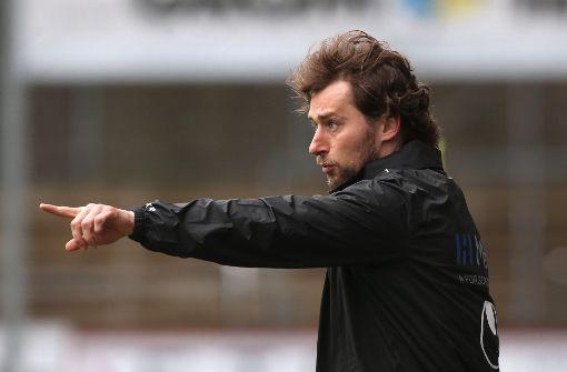 Stuttgarter Kickers gewinnen knapp gegen Walldorf