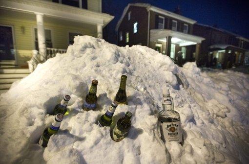 Naturgekühlte Drinks und ein verlorenes Handy