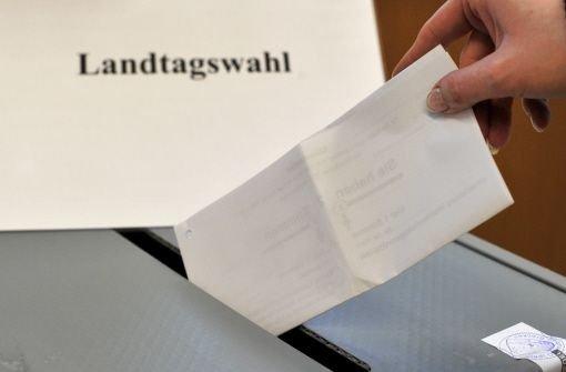 Grün-Rot will Wahlalter senken