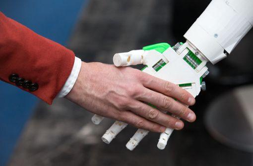 Seien Sie nett zu Ihrem Roboter!