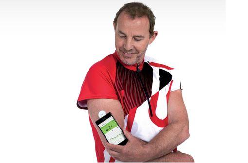 Wenn sich Diabetiker digital verarzten