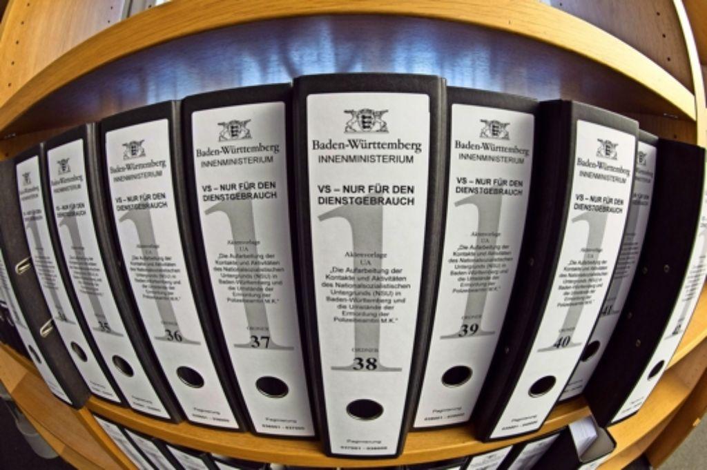 Der nächste Landtag soll einen neuen U-Ausschuss einsetzen, sagen  Abgeordnete. Foto: dpa