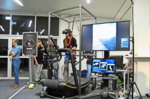 Lichter, Filme und virtuelle Realitäten