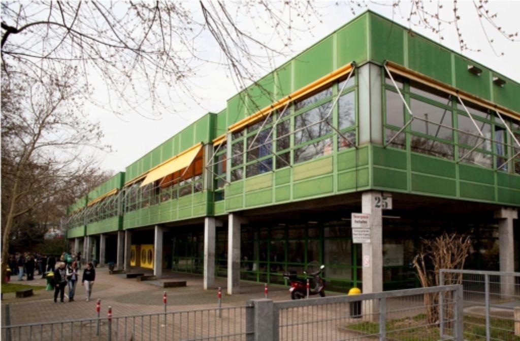Die Johannes-Gutenberg-Schule informiert über ihr Angebot. Foto: privat