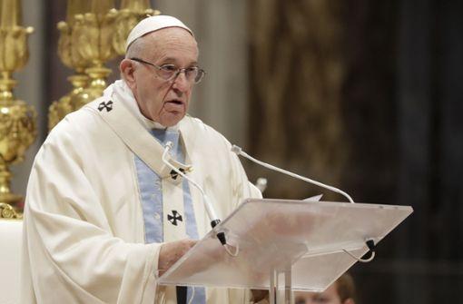 Vatikanisches Beben
