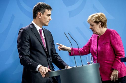Europa muss sich unterhaken