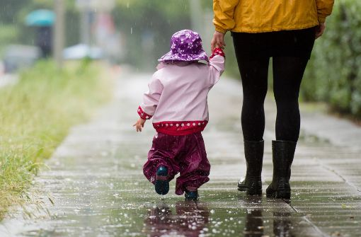 Der Streit um das Sorgerecht für das gemeinsame Kind belastet die Mutter bis heute. Foto: dpa