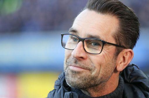 """Hertha-Geschäftsführer: """"Ich halte das aus"""""""