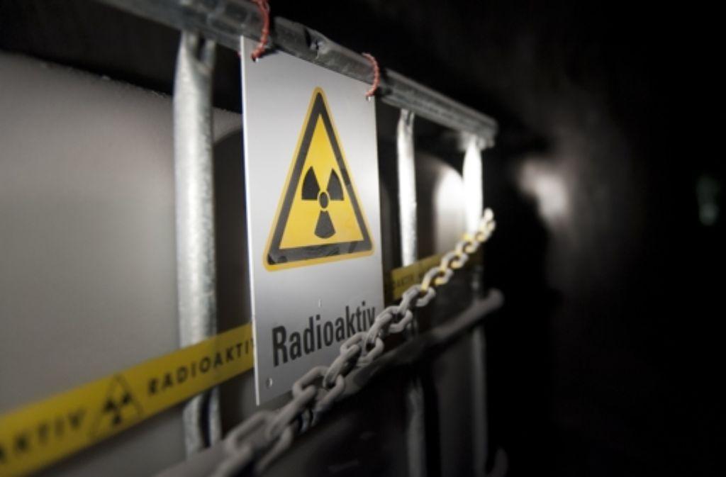 Das Atommülllager Asse war von Beginn an nicht solches geeignet gewesen. Foto: dapd