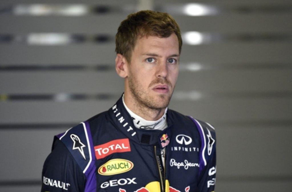 Der vierfache Formel-1-Weltmeister Sebastian Vettel verlässt Red Bull zum Saisonende. Foto: dpa