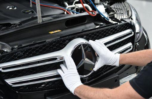 Mercedes-Benz zur begehrtesten deutschen Marke gekürt