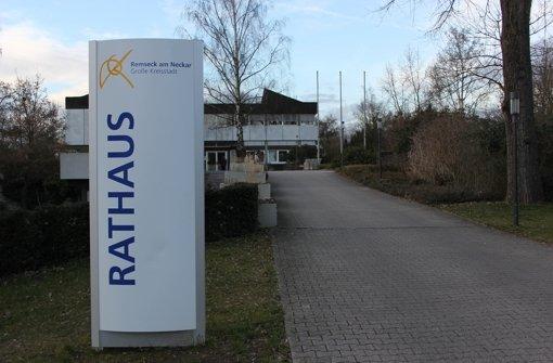 Ein neue Rathaus in Remseck soll her – doch der Weg dahin führt  auch über juristische Hindernisse. Foto: Pascal Thiel