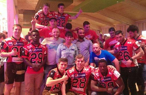 Scorpions feiern Sieg bei GFL-Saisonauftakt