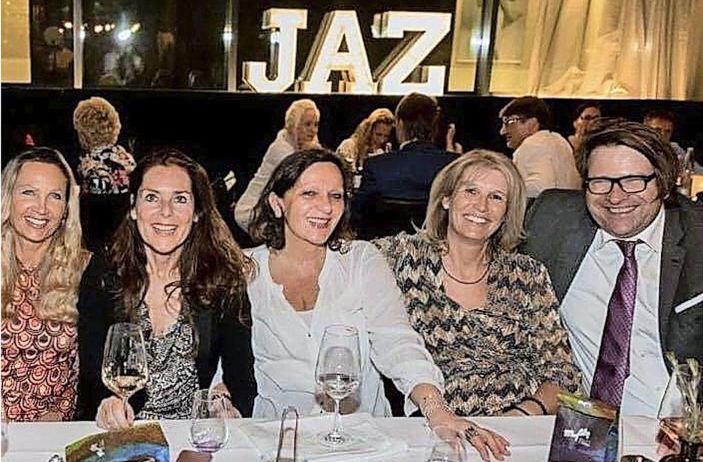 Die Dinner-Party im Hotel Jaz in the City ist beliebt – für manche Gäste endet sie früh als gewünscht. Foto: Andreas Engelhard