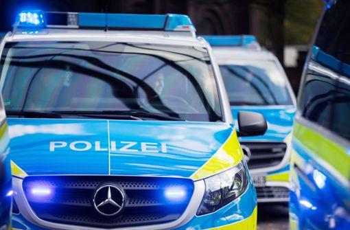 Polizei sucht älteren Kombi mit Stuttgarter Kennzeichen