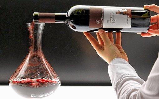 Die Kunst des Dekantierens – Rotwein