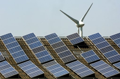 Photovoltaik boomt im Land