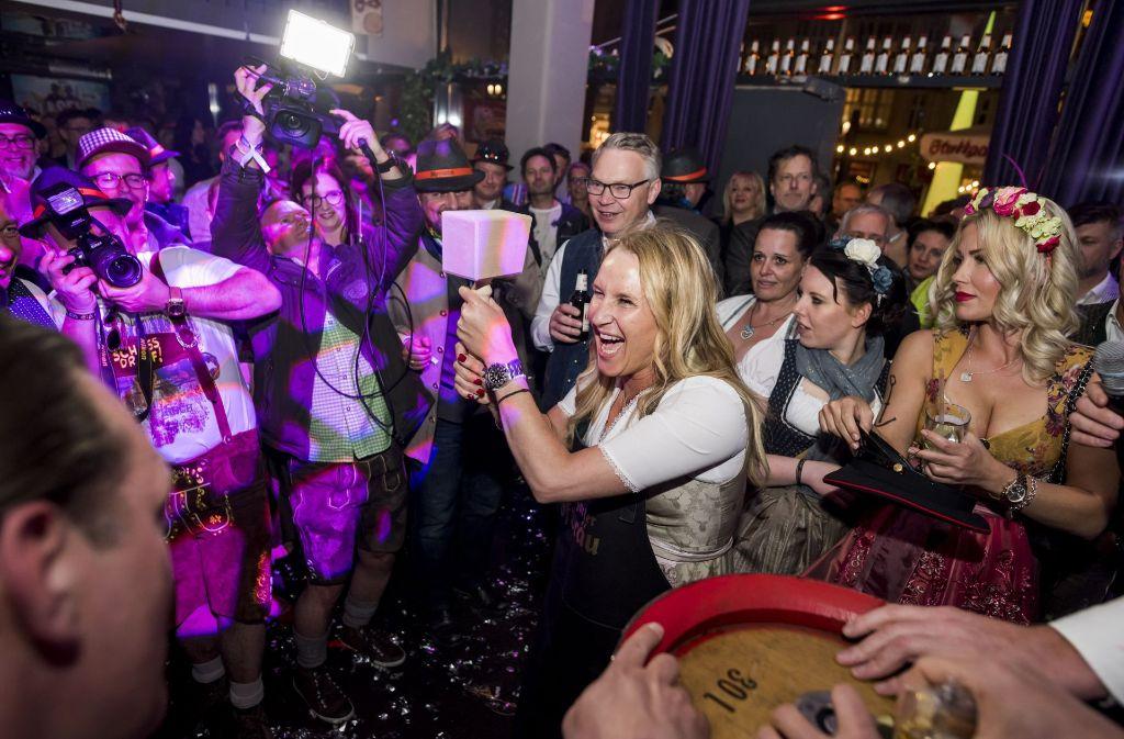 In letzter Zeit war der Club eher für 90er- oder Wasen-Warmup-Partys bekannt. Foto: 7aktuell.de | Oskar Eyb