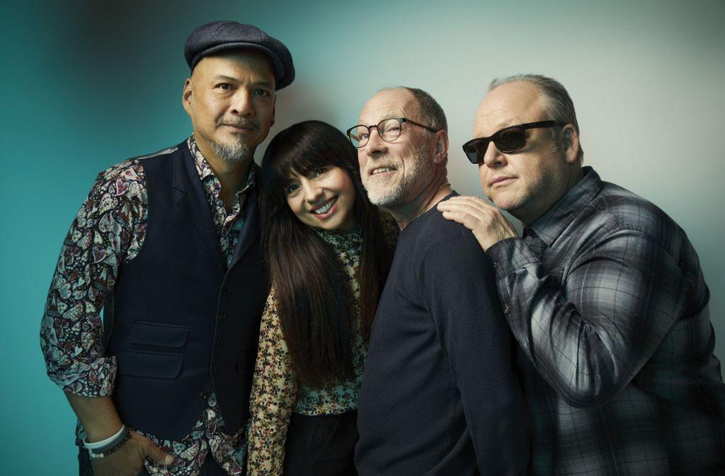 Die neue formierten Pixies legen ein neues Album vor. Foto: Travis Shinn