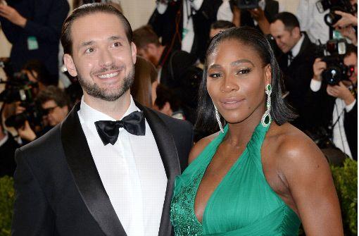 Serena Williams zum ersten Mal Mutter geworden