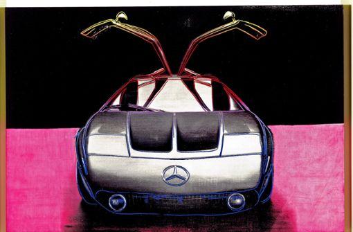 """""""Für  Warhol hatte das Auto etwas Magisches"""""""