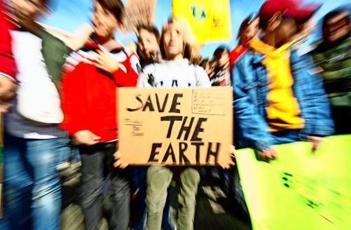Wer engagiert sich für den Klimaschutz?
