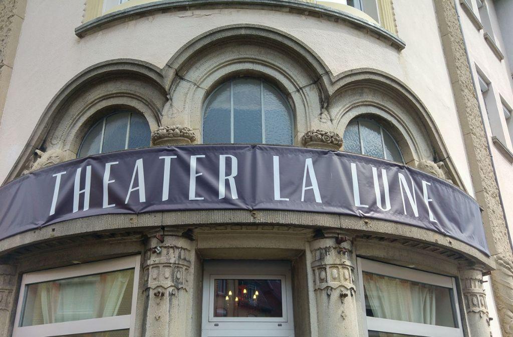 Bis Mai 2020 darf das Theater La Lune noch in dem denkmalgeschützten Haus an der Haußmannstraße bleiben. Foto: Jürgen Brand
