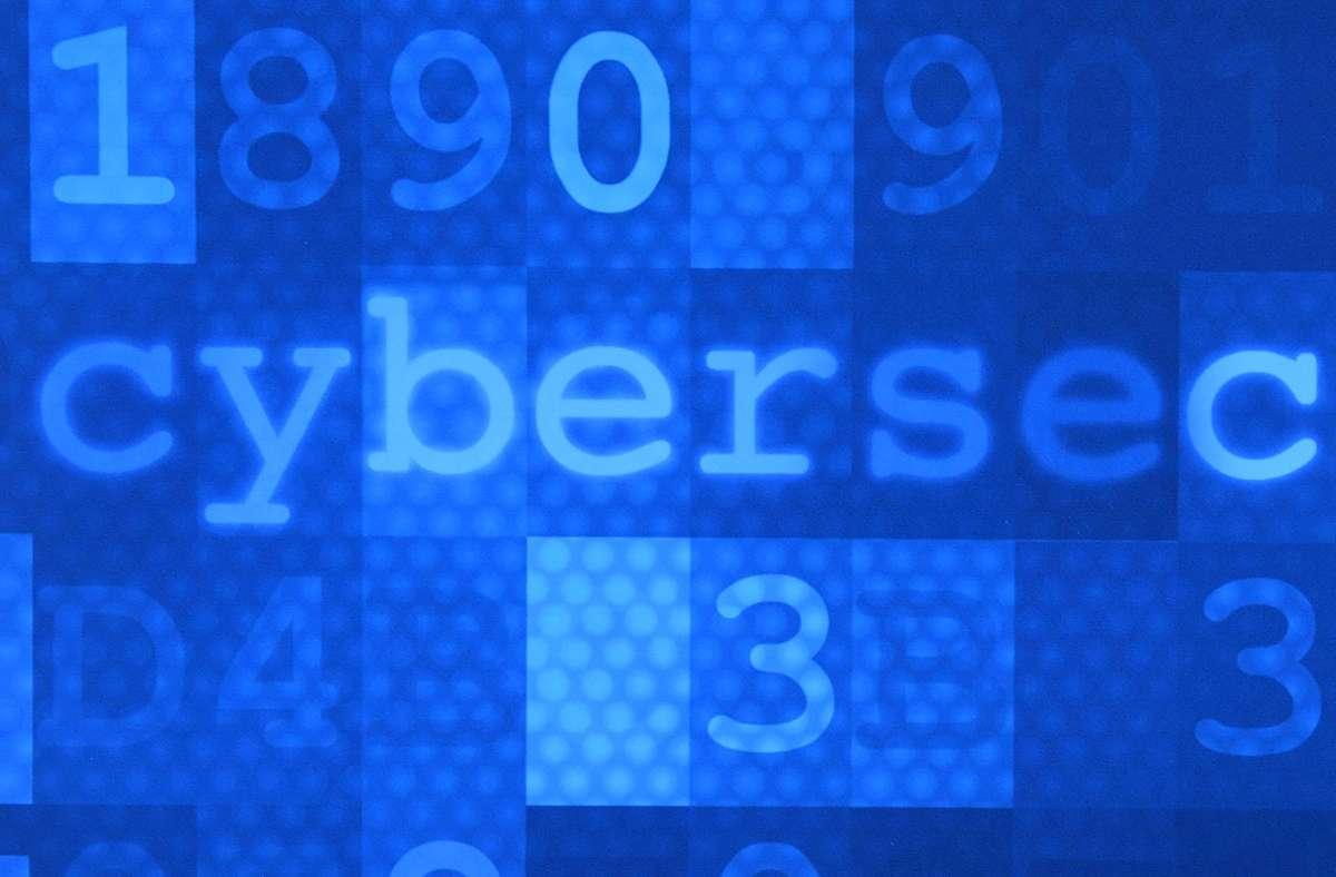 Datenmengen von mehr als 300 Terabyte wurden von der Polizei bei Razzien gegen crimenetwork.co beschlagnahmt. (Symbolbild) Foto: picture alliance / Ralf Hirschbe/Ralf Hirschberger