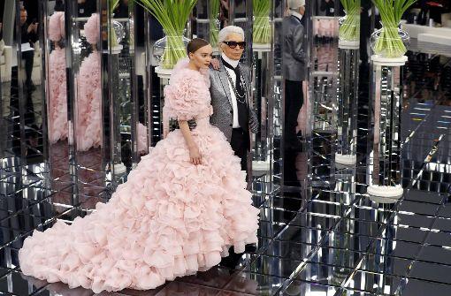 Kein Chichi bei Chanel und Dior