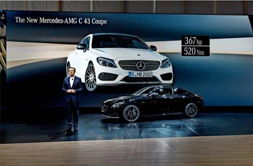 Mercedes-Benz  wird ein großes Elektroauto mit 500 Kilometern Reichweite auf den Markt bringen – in naher Zukunft kommt es, sagt Forschungsvorstand Thomas Weber. Foto: Daimler