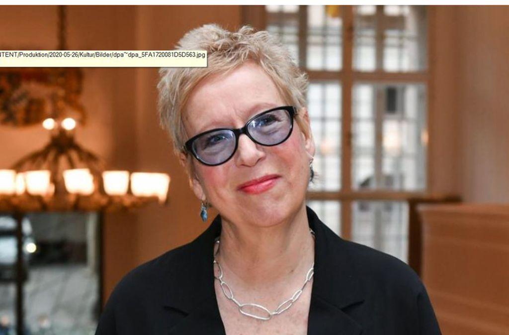 Egal ob Film, Literatur oder Oper, Doris Dörries  Schaffen hat eine große Bandbreite. Foto: dpa/Jens Kalaene