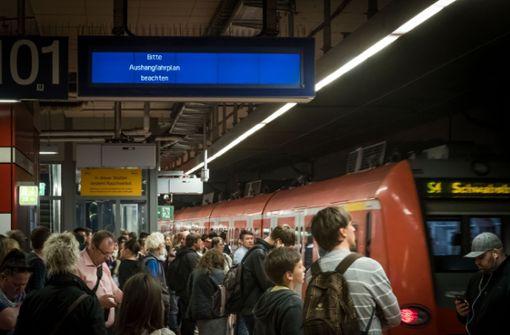 Signalstörung verursacht Chaos im Feierabendverkehr