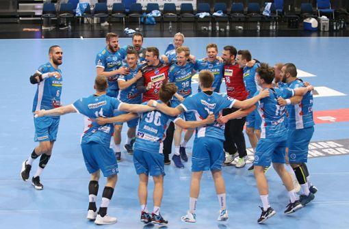 Premiere für den TVB Stuttgart – Sieg gegen die Rhein-Neckar Löwen