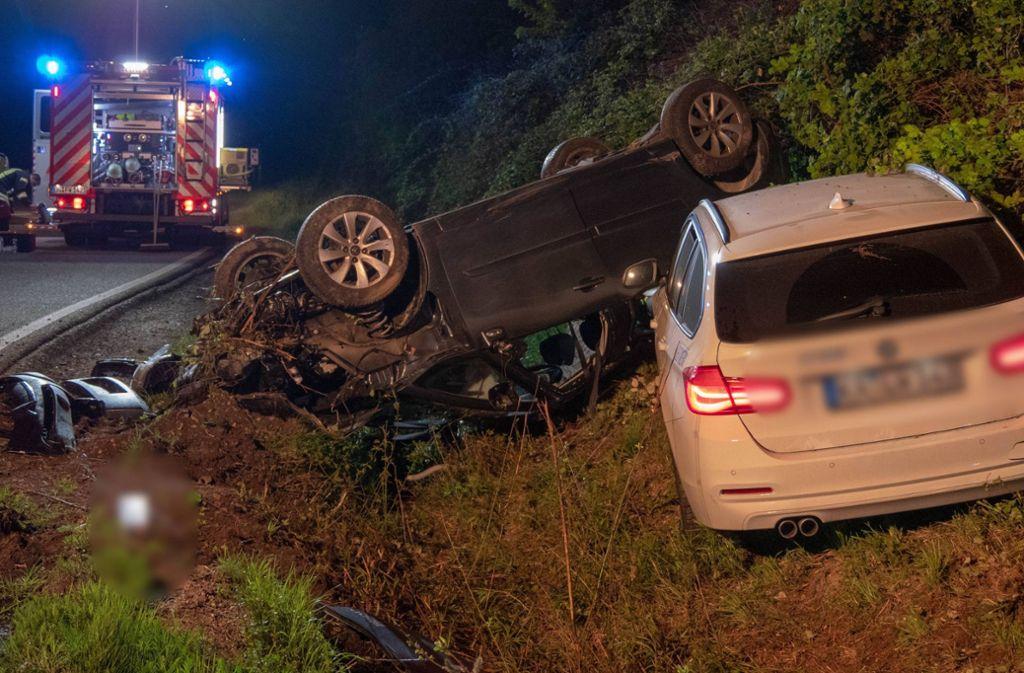 Drei Menschen wurden schwer verletzt. Foto: 7aktuell.de/Sven Franz