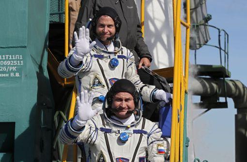 Panne nach Start von russischer Rakete zur ISS