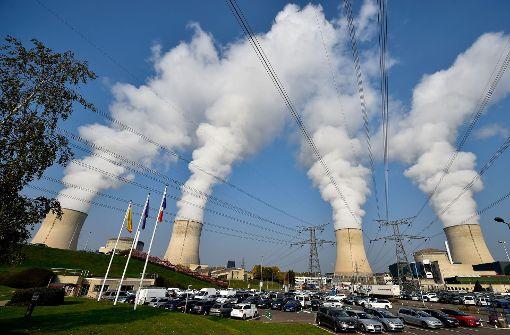 Frankreichs                         Atomaufsichtsbehörde schlägt Alarm