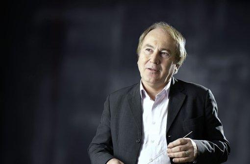 Der Dirigent Frieder Bernius Foto: promo