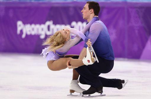 Savchenko/Massot mit Traum-Kür zu historischem Gold