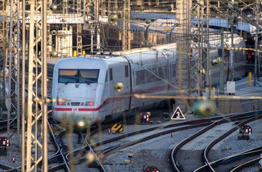 Bahn korrigiert Ertragsziele massiv nach unten