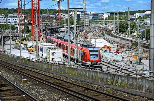 Bund plant neuen Bahntunnel im Norden